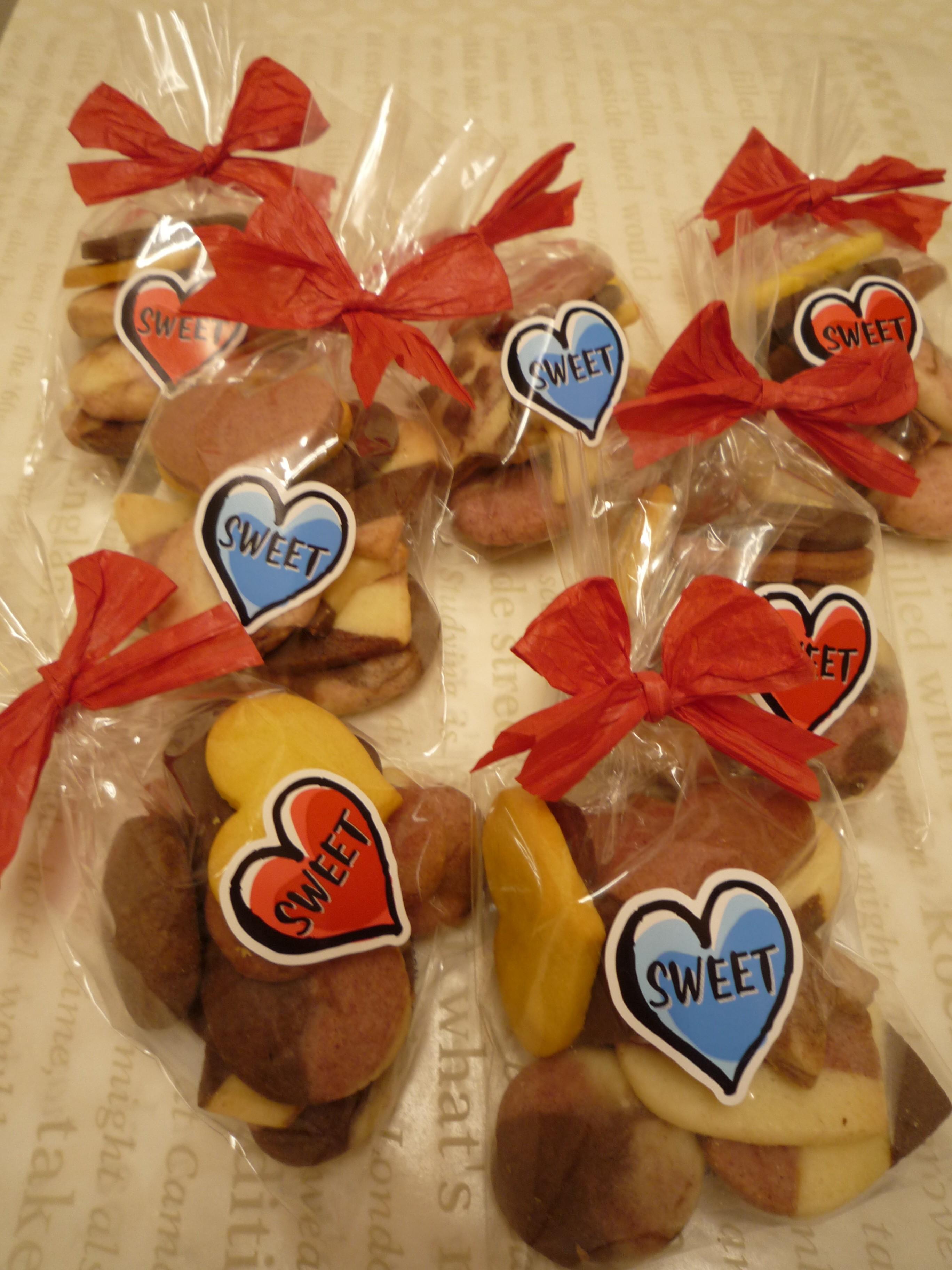 クッキー バレンタイン